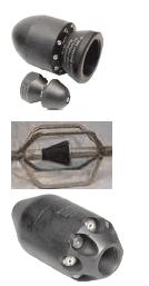 fig71.1 eksempel på spyledyser